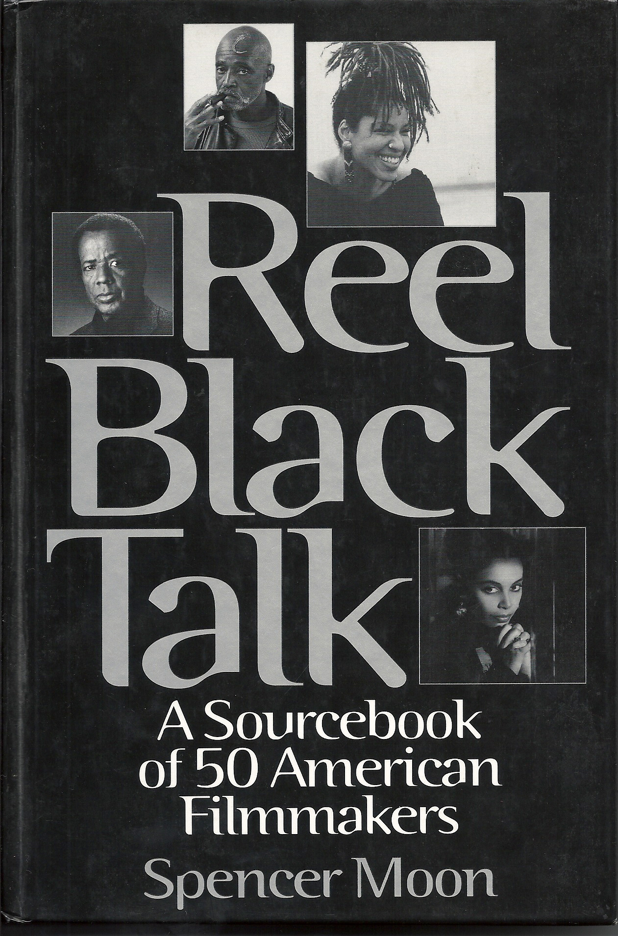 REEL BLACK TALK cover