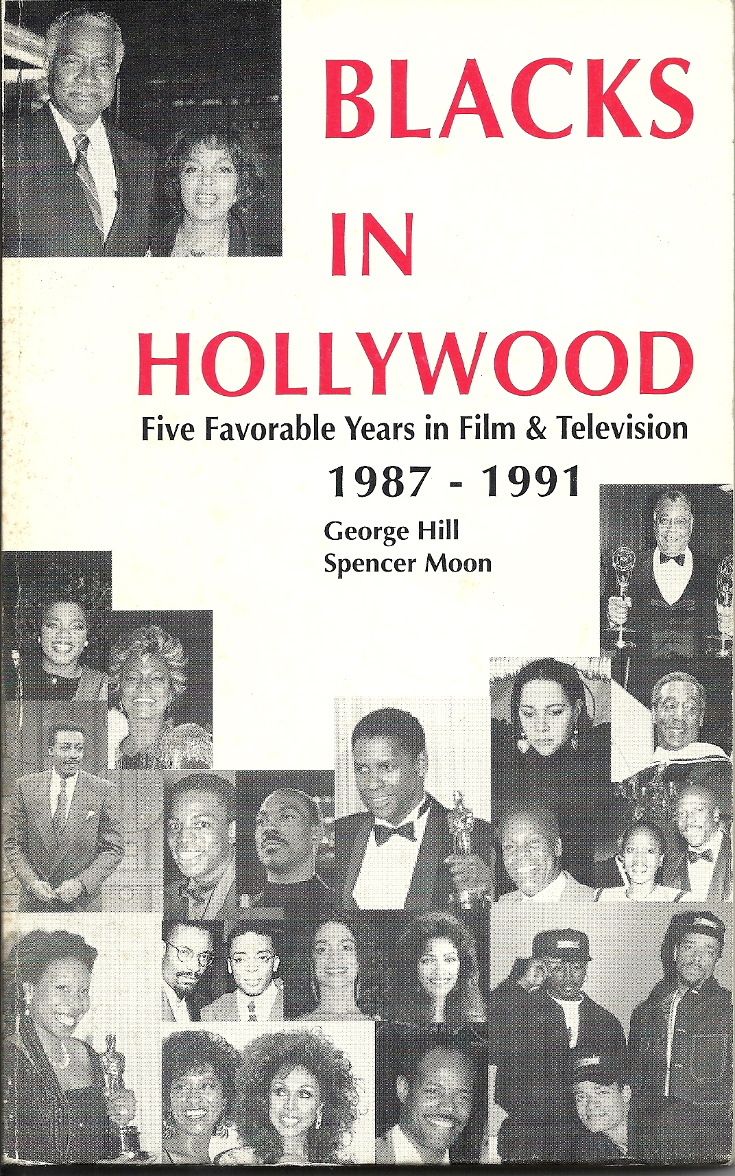 BLACKS IN HOLLYWOOD cover